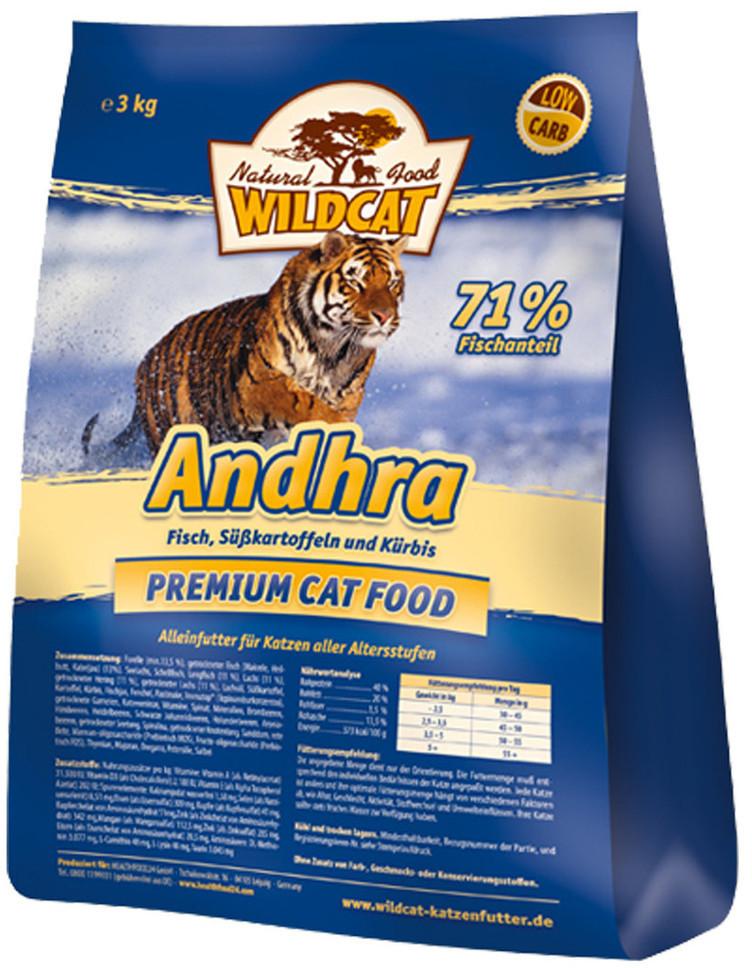 Wildcat Andhra Adult Trockenfutter 3kg