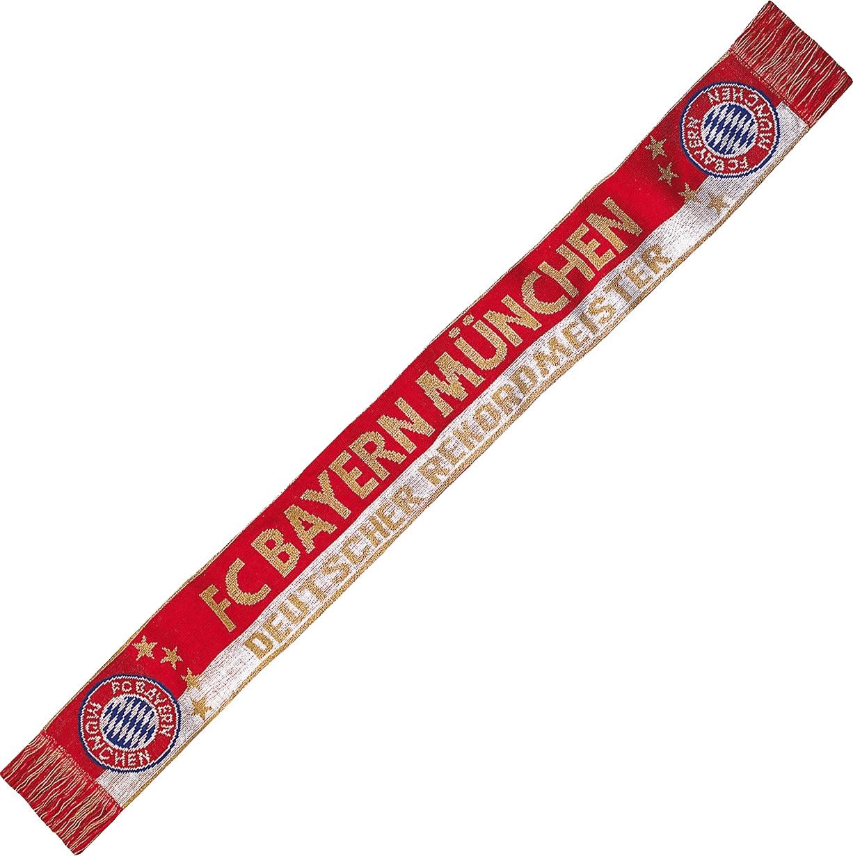 FC Bayern München FC Bayern München Schal Rekor...