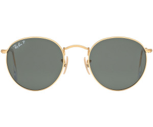 11ea22eaea4c5 Buy Ray-Ban Round Metal RB3447 112 58 from £107.19 – Compare Prices ...