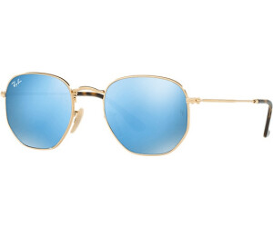 ray ban homme hexagonal