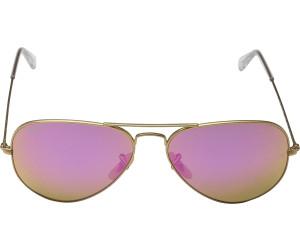 Ray-Ban Aviator Large Metal RB3025 112/1Q Herrensonnenbrille mit polarisierten Gläsern 5029XpvN