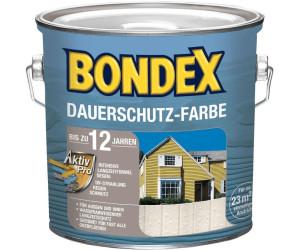 bondex dauerschutz farbe schiefer 2 50 l ab 40 50 preisvergleich bei. Black Bedroom Furniture Sets. Home Design Ideas