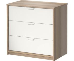 Ikea Askvoll Kommode 3 Schubladen Ab 49 99 Preisvergleich Bei
