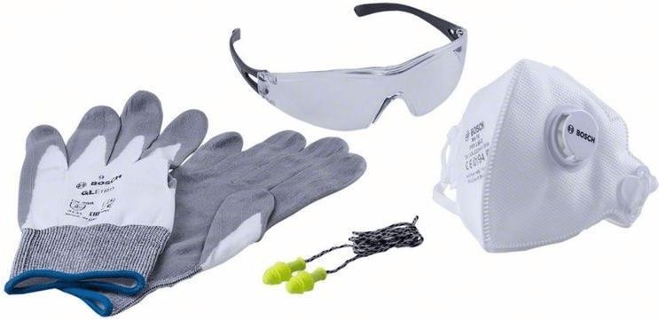 Bosch Arbeitssicherheits-Set 4-teilig (2607017183)