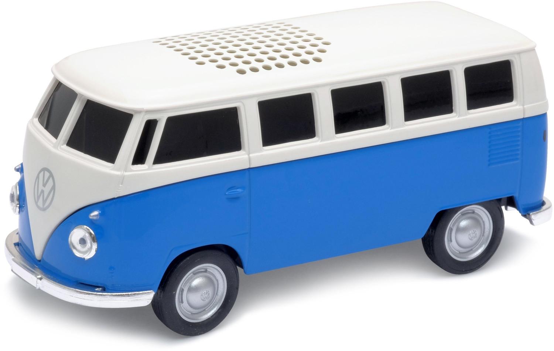 #Autodrive 1963 Volkswagen T1 Bus Bluetooth Speaker blau#