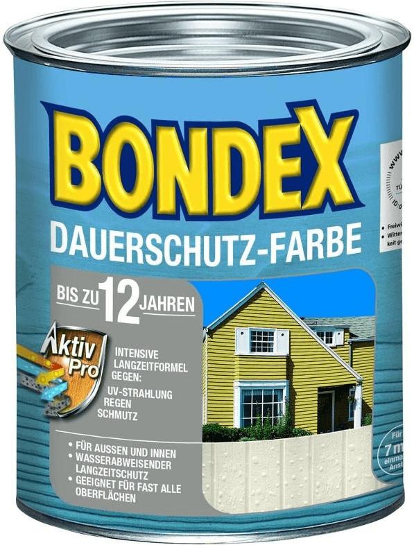 Bondex Dauerschutz-Farbe Norge Grün 0,75 l