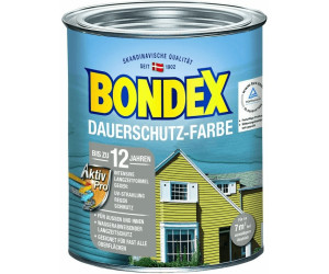 bondex dauerschutz farbe 0 75 l ab 10 58 preisvergleich bei. Black Bedroom Furniture Sets. Home Design Ideas