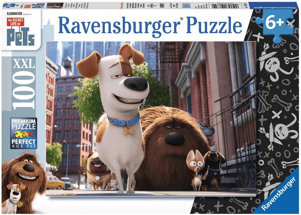 Ravensburger Das geheime Leben der Haustiere (100 Teile)