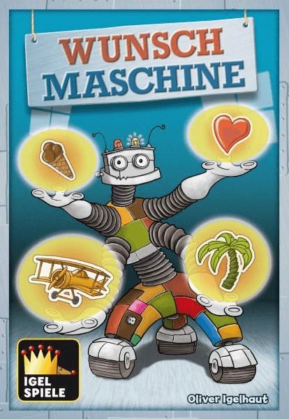 Igel Spiele Wunschmaschine