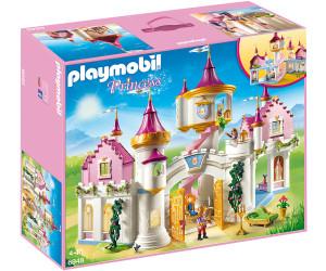 Playmobil Grand château de princesse (6848) au meilleur prix sur ...