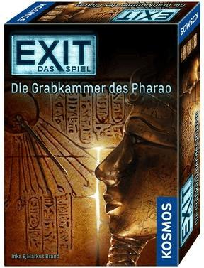 Kosmos EXIT - Die Grabkammer des Pharao (692698)