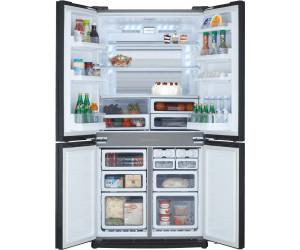 Amerikanischer Kühlschrank 80 Cm Breit : Sharp sj ex820 ab 1.294 00 u20ac preisvergleich bei idealo.de