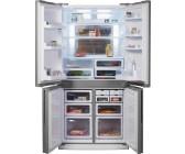 Side By Side Kühlschrank 4 Türen : Side by side kühlschrank weiß preisvergleich günstig bei idealo