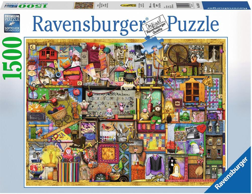 Ravensburger Thompson Tinker Jigsaw Puzzle (1500 Piece)