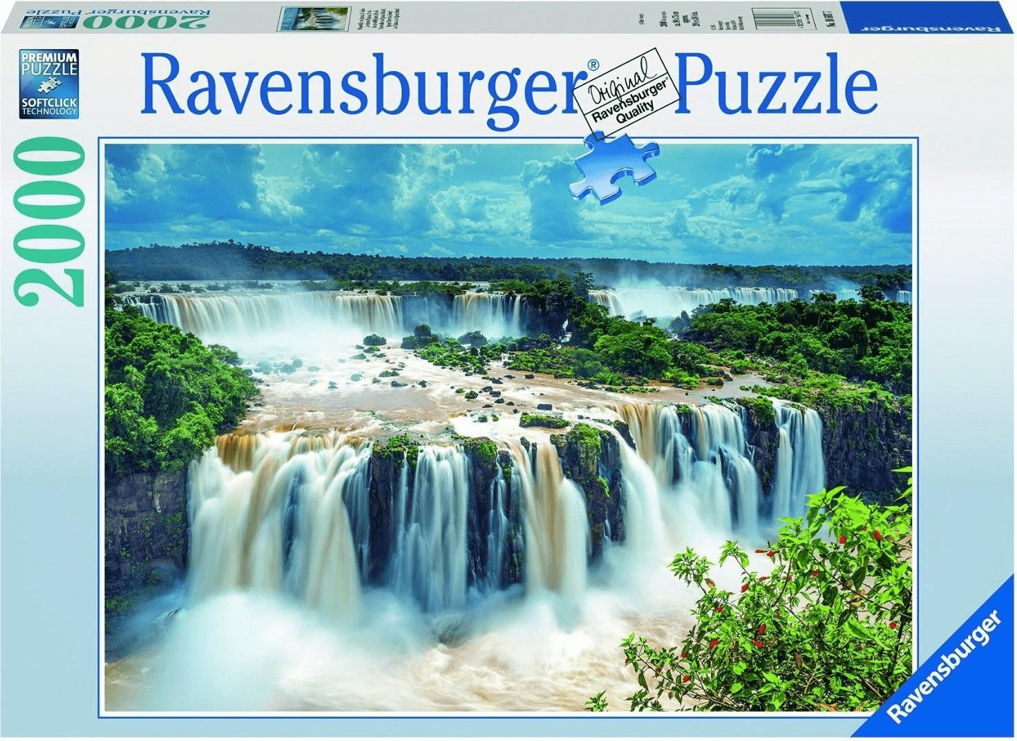 Ravensburger Wasserfälle von Iguazu Brasilien (2000 Teile)