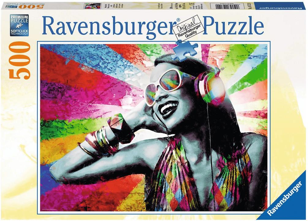 Ravensburger Musik im Ohr (500 Teile)