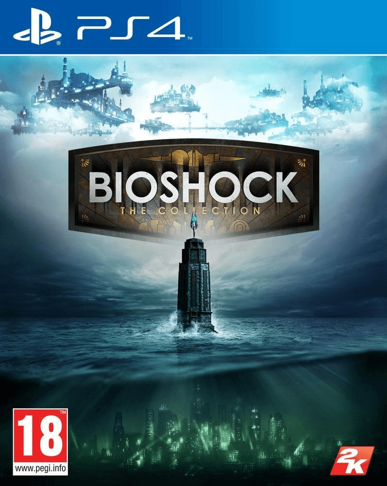 Bioshock The Collection - PlayStation 4 [ITA]