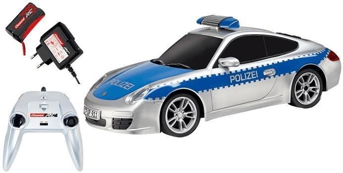 Carrera Polizei Porsche 911 1:16 (370162092)