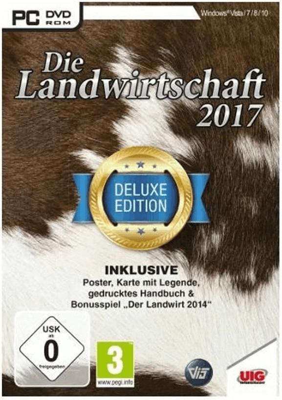 Die Landwirtschaft 2017: Deluxe Edition (PC)