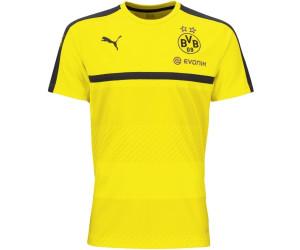 Buy Puma Borussia Dortmund Home Training Shirt 2016 2017 from £12.99 ... 40c5de7e0
