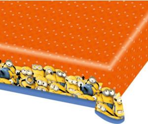 Amscan Minions Tischdecke 120x180cm