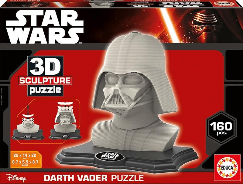 Educa Borrás Star Wars - Darth Vader 3D (16500)