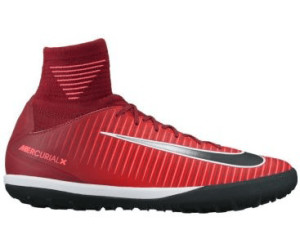 Grey Fußballschuhe Nike MercurialX Proximo II TF