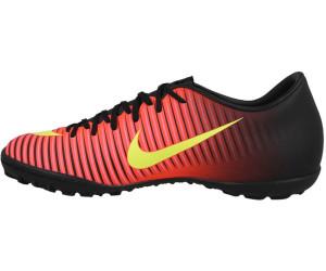 Buy Nike Mercurial Victory VI TF total crimson black pink blast volt ... 90ec1a294a1