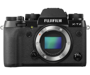 Fujifilm X-T2 Boîtier noir