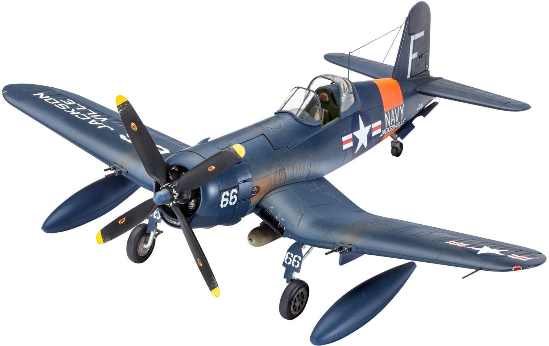 Revell Model Set F4U-4 Corsair (63955)