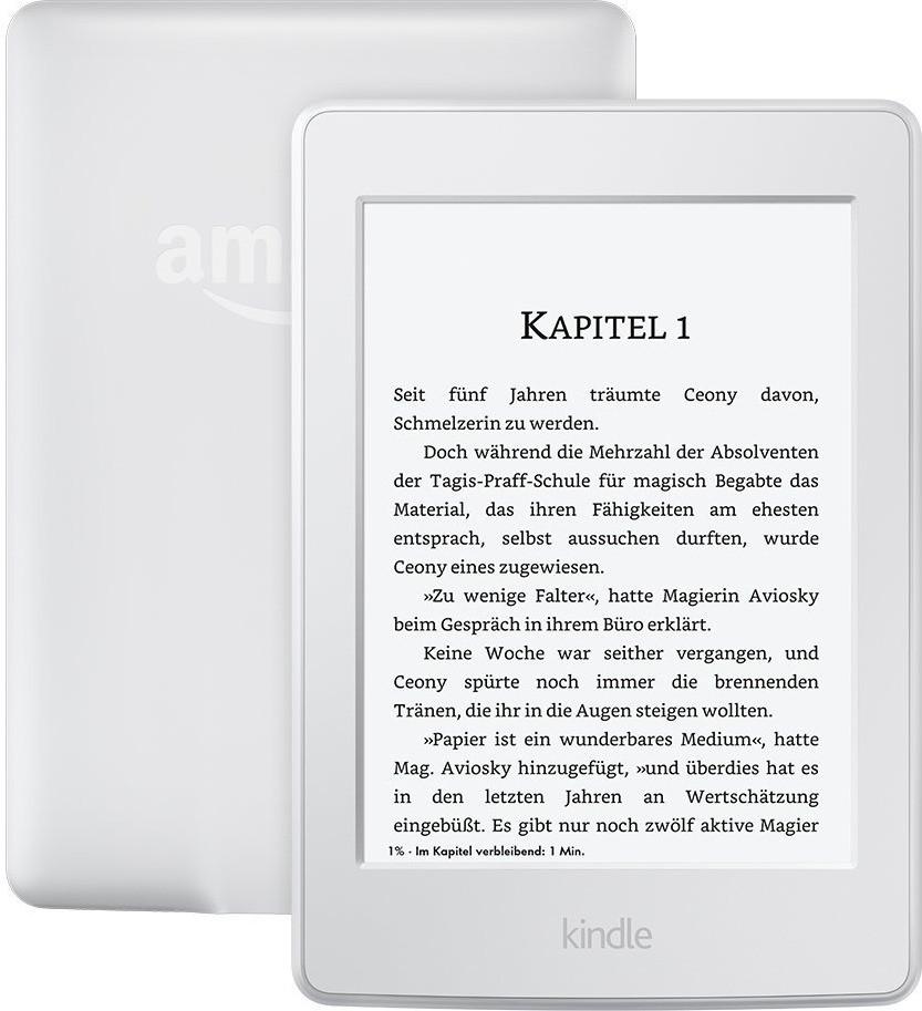 Kindle Paperwhite WiFi weiß (2015)