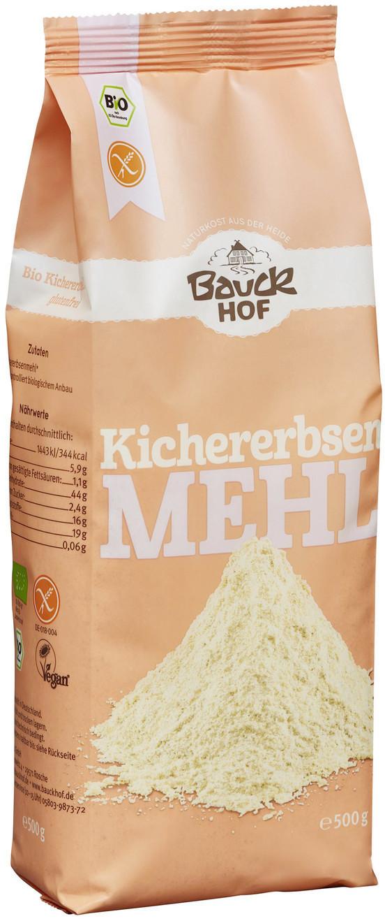 Bauckhof Kichererbsenmehl (500g)