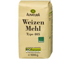 Alnatura Weizenmehl Type (1000g)