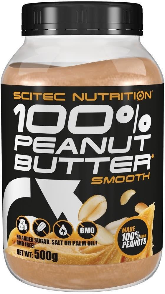 Scitec Nutrition 100% Peanut Butter 500g