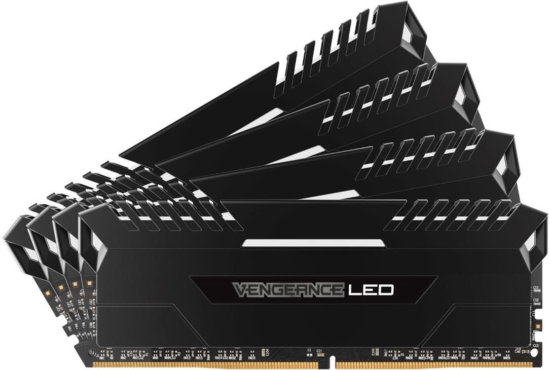 Corsair Vengeance 64GB Kit DDR4-2666 CL16 (CMU64GX4M4A2666C16)