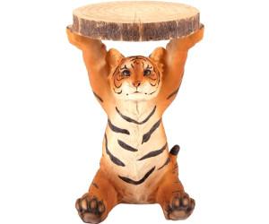 KARE Beistelltisch Animal Tiger