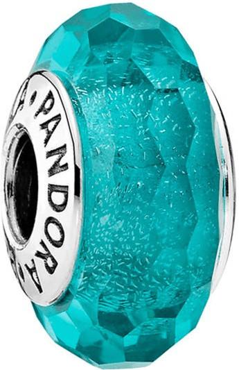 Pandora Schillernd-türkisfarbene Facetten (791655)