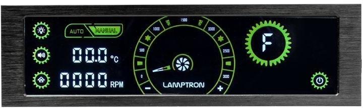 Image of Lamptron CM430 Black/Blue