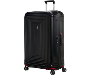 Grande valise rigide Samsonite Neopulse 81 cm Metallic Black noir btQjHvTE3