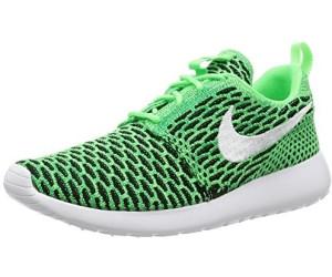Nike Running Roshe NM Flyknit Voltage Green White Lucid Green Gr.37.5