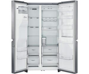 lg premium ez digital fridge freezer instructions