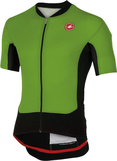Castelli RS Superleggera Jersey sprint green