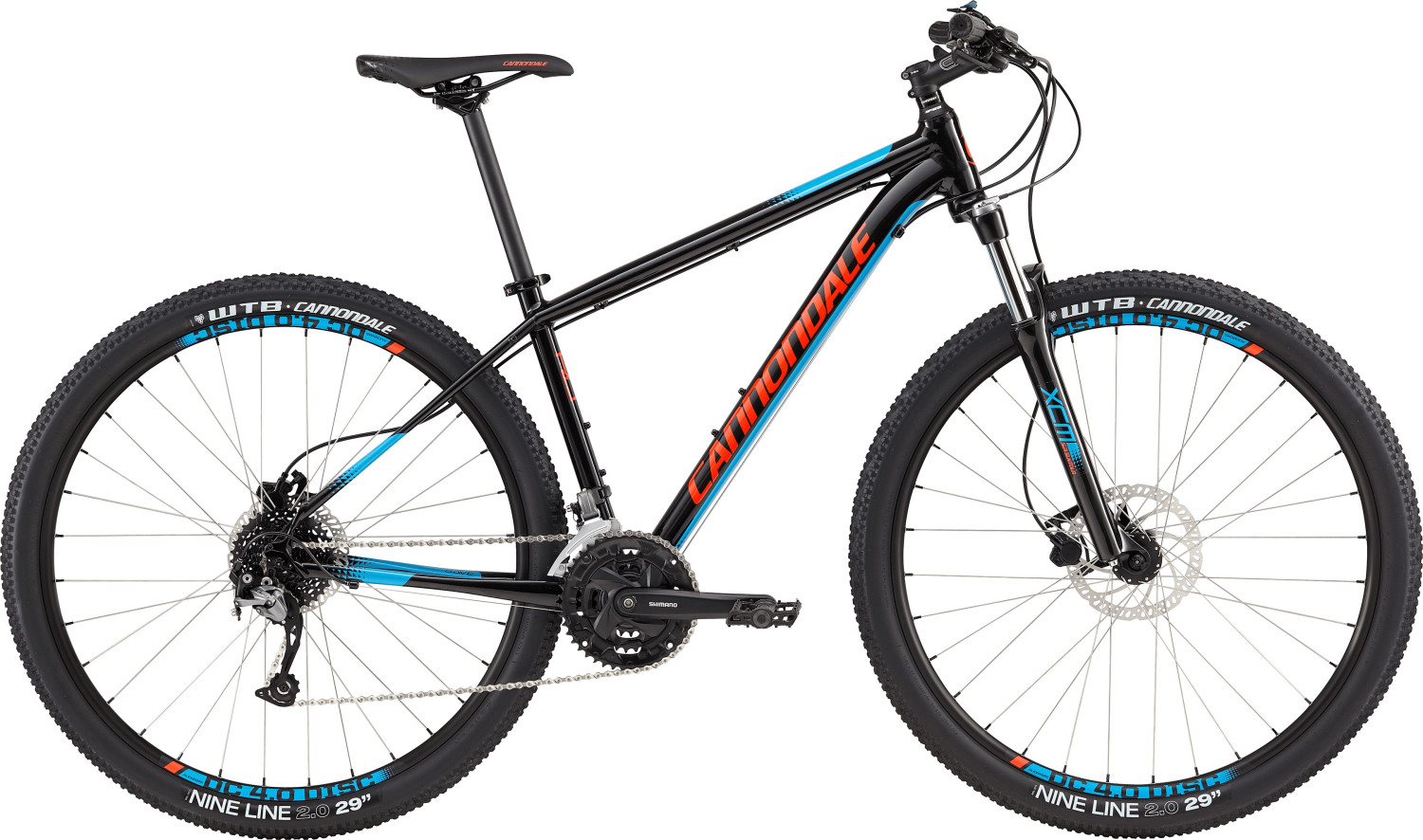Cannondale Trail 5 (27.5) (2017)