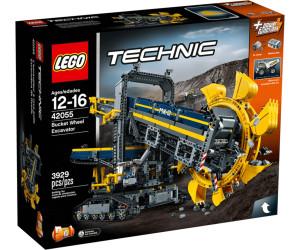 Lego Technic Schaufelradbagger 42055 Ab 20677