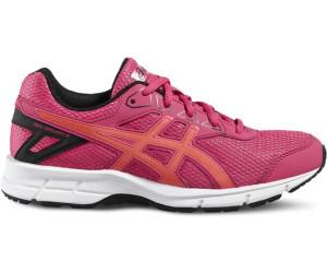 11bd969fa508 Buy Asics GEL-Galaxy 9 GS sport pink flash coral black from £15.99 ...
