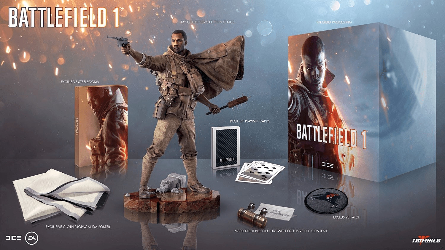 Battlefield 1: Collector´s Edition (PS4)