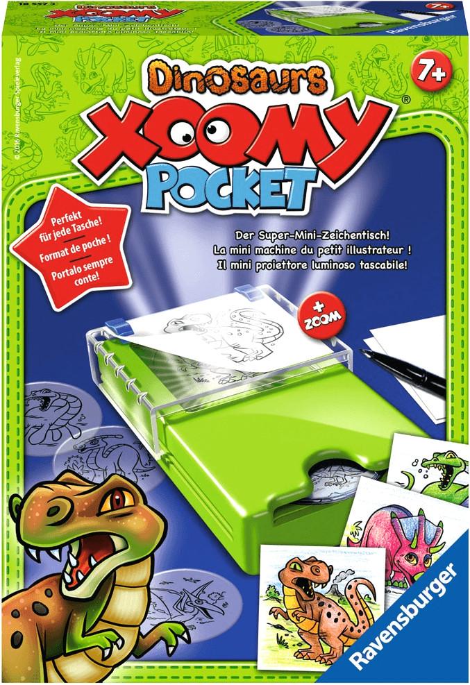 Ravensburger Xoomy Pocket Dinosaurs