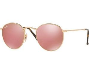 Ray-Ban RB3447N Sonnenbrille Gold glänzend 001/30 47mm kFFUy6