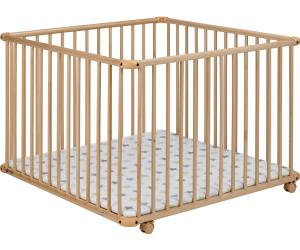 geuther belami natur 102 x 102 cm ab 89 99 preisvergleich bei. Black Bedroom Furniture Sets. Home Design Ideas