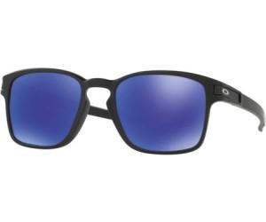 Oakley Latch Squared Matte Black / Prizm Tungsten Polarized (Auslaufware) YergGN